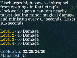 Описание Battery Assault