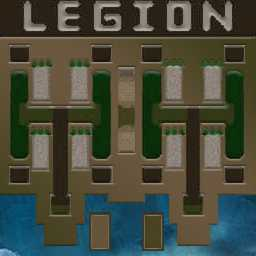 Карта Legion TD для Warcraft 3